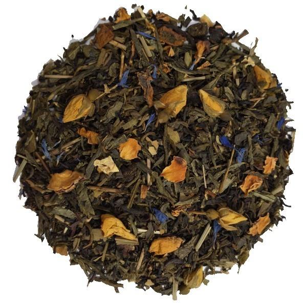 Das Glück liegt im Tee