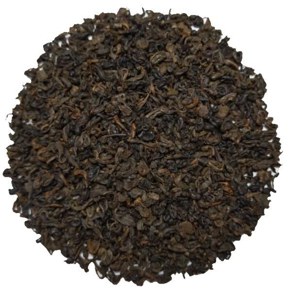 China Black Gunpowder