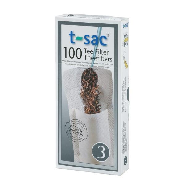 t-sac Gr. 3 100 Kannenfilter