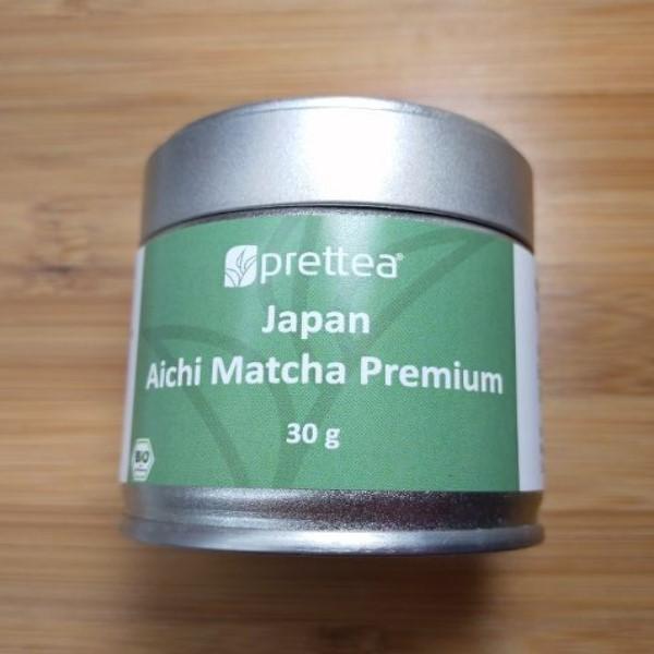Bio Japan Aichi Matcha Premium Bio 30 g Dose